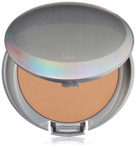 CoverGirl Advanced Radiance Poudre pressée, miel doux 125, 0,39 onces (pack de 2)