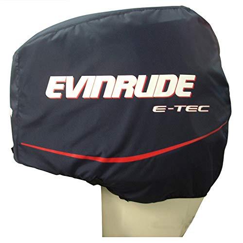 Evinrude Johnson Engine Cover 150/175/200HP 60° V6 E-TEC Upper Cloth Blue Cover