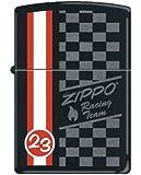 Zippo 50811109 Briquet Zippo Helmet Logo 3,5 x 1 x 5,5 cm