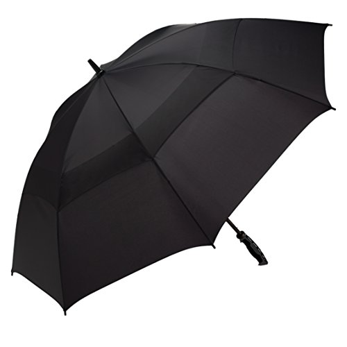 shedrain-3289-black-windjammer-vented-manual-golf-umbrella-62-inch-arc