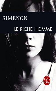 Le riche homme, Simenon, Georges
