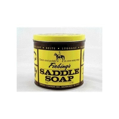 Fiebing's Saddle Soap Paste, Yellow, 5Lb by Fiebing's
