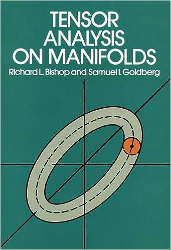 Tensor Analysis on Manifolds (Dover Books on Mathematics): Richard L ...