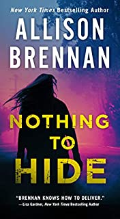 Book Cover: Nothing to Hide
