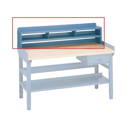 EDSAL PR3505B Riser for Premier-Quality Workbenches, 60