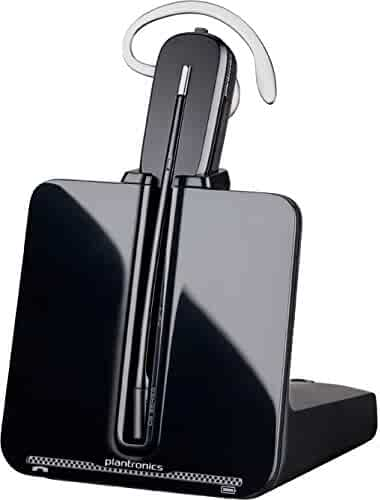 Plantronics-CS540 Convertible Wireless Headset