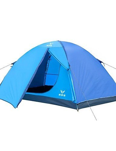 ZQ Two Persons Double-deck Tent
