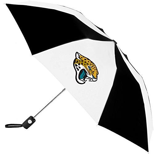 NFL Jacksonville Jaguars Auto Folding Umbrella