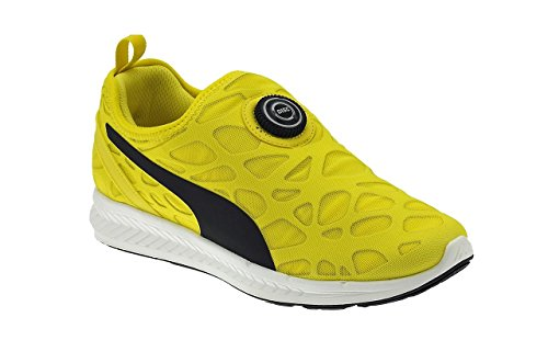 PUMA DISC SLEEVE IGNITE FOAM GIALLO 360946-04 - 38, GIALLO