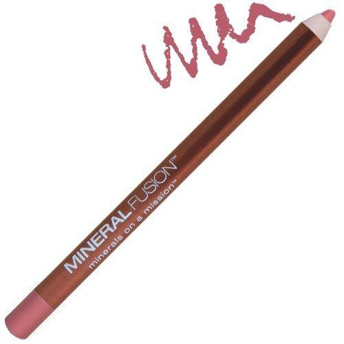 Mineral Fusion Lip Pencil, Splendid, .04 Ounce (Lip Ounce Pencil 0.04)