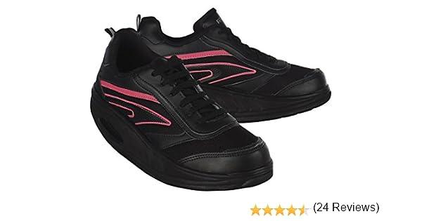 Fitness Step Neon Pink - Zapatillas tonificadoras para Mujer ...