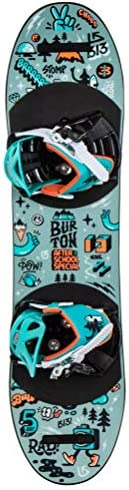 Burton After School Special Snowboard w Bindings Kid s