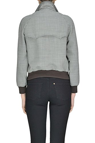 Damen Balenciaga Mcglcsg04015i Grau Wolle Jacke