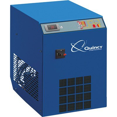 - Quincy Refrigerated Air Dryer - Non-Cycling, 25 CFM, Model# 4102000669 (Cfm Dryer Refrigerated)