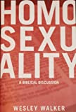 img - for Homosexuality: A Biblical Discussion book / textbook / text book