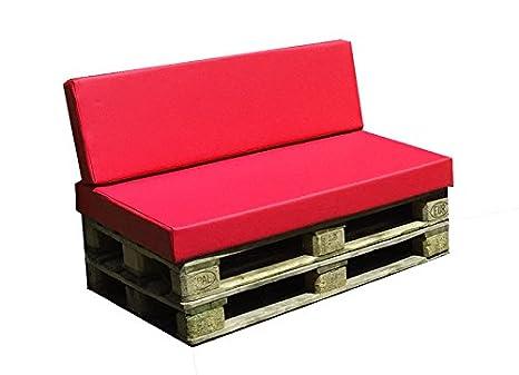 Divano Pallet Prezzo : Set di cuscini per creare un divano su pallet amazon casa e