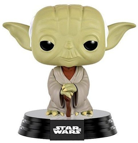 Funko- Bobble Star Wars Dagobah Yoda (10105)