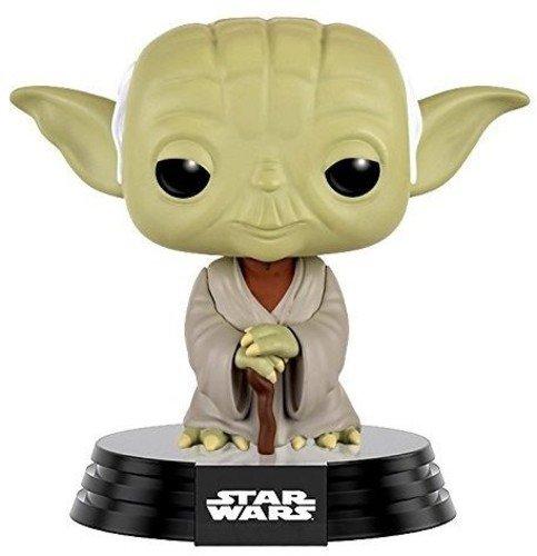Funko- Bobble Star Wars Dagobah Yoda (10105)