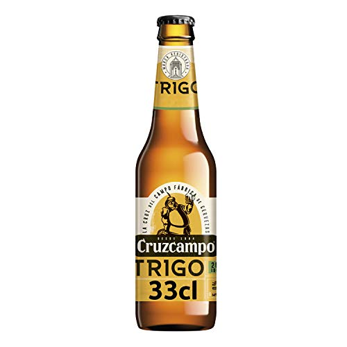 Cruzcampo Cerveza Trigo – 330 ml