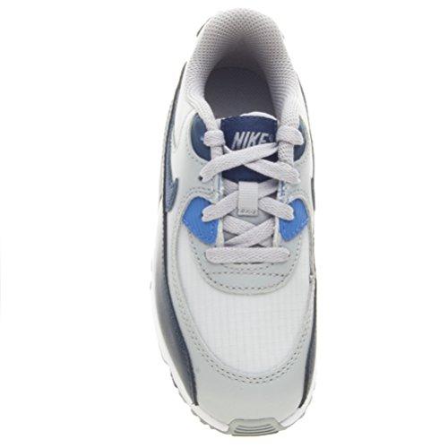 Nike  Nike Air Max 90 Mesh (Td), Damen Sneaker grau grau/blau
