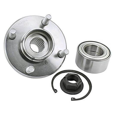 Amazon com: WJB WA518518 Front Hub Assembly/Wheel Bearing Module