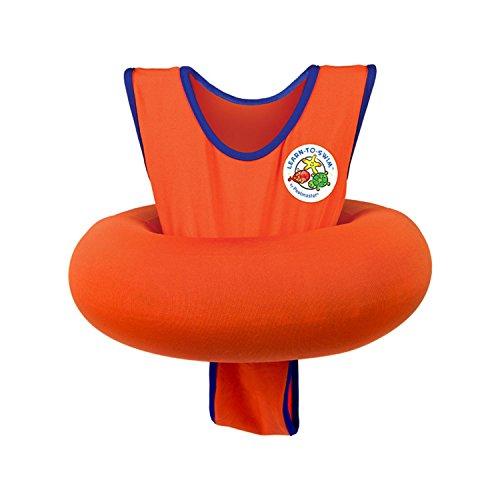 - Orange Learn to Swim Children's Swimming Beginner Tube Trainer