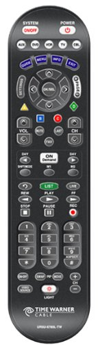 Clikr 5 Time Warner Cable Remote Control Ur5u 8780L