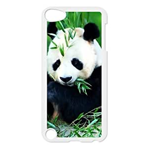 DDOUGS Cute Panda DIY Cell Phone Case for Ipod Touch 5, Discount Cute Panda Case