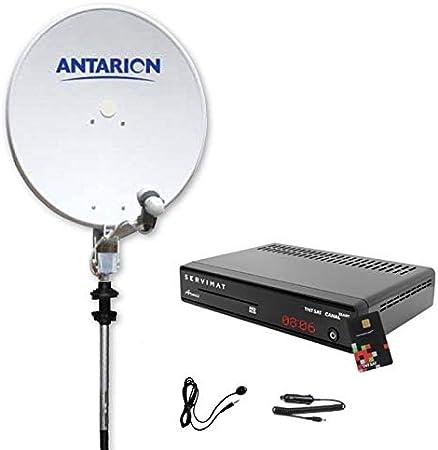 antarion Pack Easy antena parabólica Manual 65 cm + ...