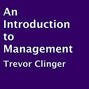 An Introduction to Management Audiobook