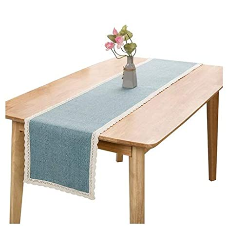 FTI-Colchonetas 30 * 180 cm Lake Blue Table Runner Fiestas ...