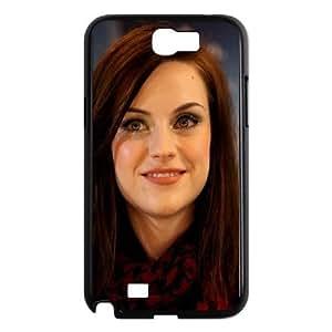 Amy Macdonald Samsung Galaxy N2 7100 Cell Phone Case Black DIY GIFT pp001_8209813