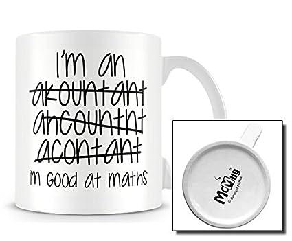 Gift Math MugFunny Printed An Txt AccountantGood Mugs At Personalised I'm 015 Custom 9E2DIWH