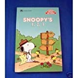 Snoopy's 1, 2, 3, Golden Books Staff, 0307109283