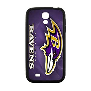 Purple ravens Cell Phone Case for Samsung Galaxy S4