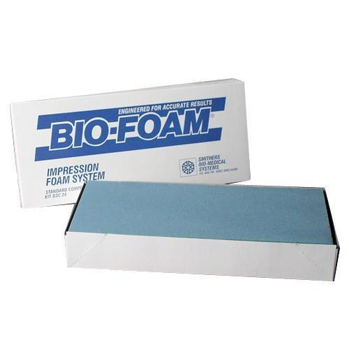 - Forensics Source 4-1120 Bio-Foam Impression Kit