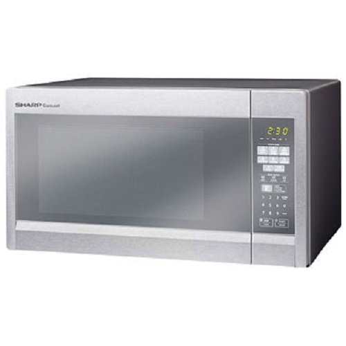 Sharp 1.8 Cu. Ft. Sensor Microwave Oven R-551ZM 733417