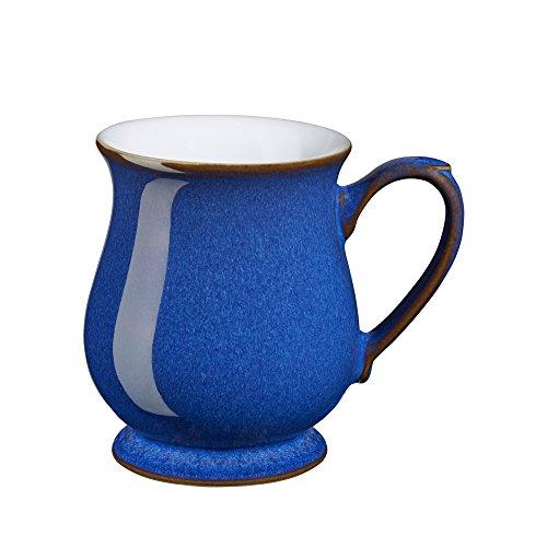 Denby Oven Safe Mug - Denby Imperial Blue Craftsman Mug