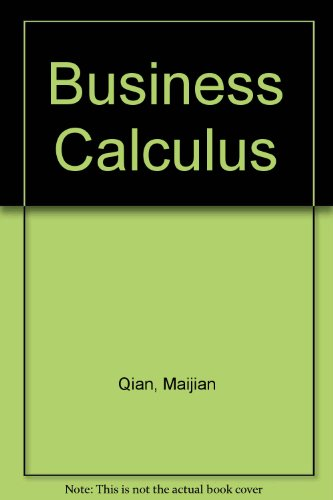 Business Calculus-Intangible PAK