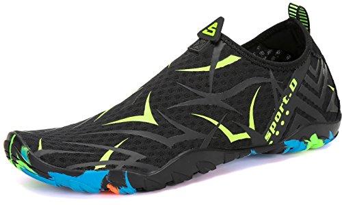 PENGCHENG Water Sports Shoes Men Women Beach Swim Barefoot Skin Quick-Dry Aqua Socks – DiZiSports Store