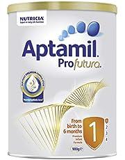 Aptamil Aptamil Profutura 1 Premium Baby Formula for Birth to 6 Months 900g, 900 g