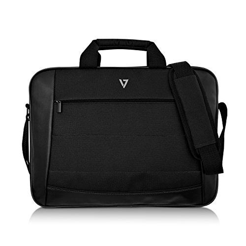 V7Transportmappe Essential Laptop 16Zoll–Taschen von Laptops (Koffer, 40,6cm (16), Gurt Schulter, Schwarz)