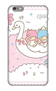 Hot Anime Hello Kitty First Grade Tpu Phone Case For Iphone 6 Plus Case Cover