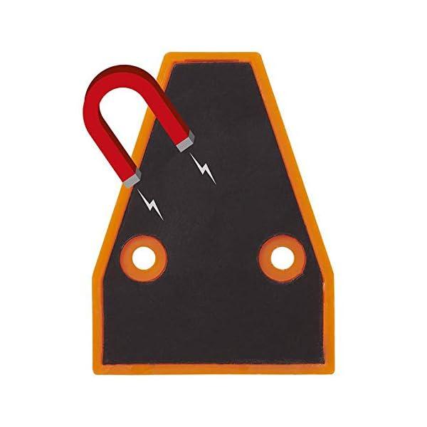 41HaH%2BZyQ8L ProPlus 341215 Magnetische Wasserwaage für Wohnwagen, Wohnmobil und Caravan
