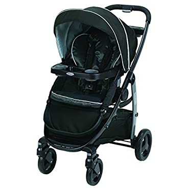 Graco Modes Click Connect Car Seat Compatible Stroller, Gotham (1963977)