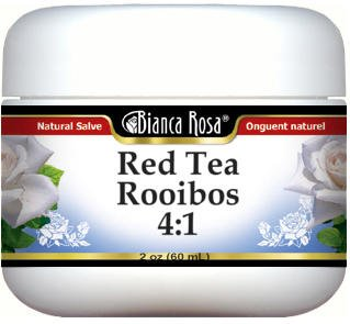 Red Tea Rooibos 4:1 Salve (2 oz, ZIN: 521274) - 3 Pack by Bianca Rosa (Image #1)