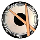 Snare with Sticks Mousepad