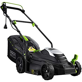 Amazon.com : GreenWorks 20-Inch 12 Amp Corded Electric Lawn ...