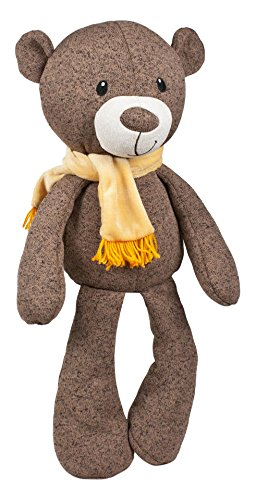 Famosa Softies - Motitas, Oso de Peluche, 46 cm, Color marrón (760013899B