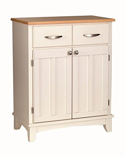 Buffet in White Finish
